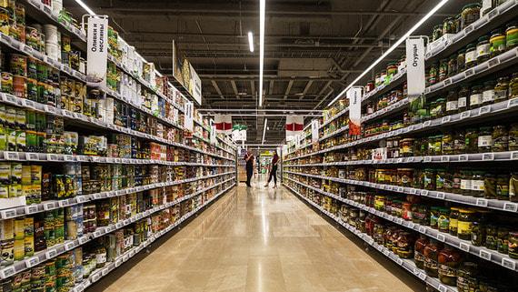 Россияне стали реже ходить в продуктовые магазины