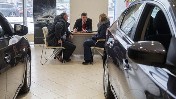 Продажи автомобилей в марте выросли на 4%