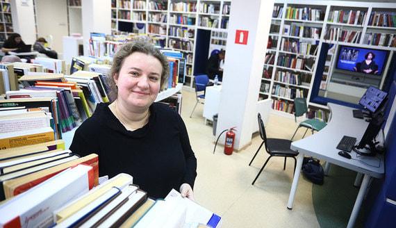 «Библиотеки помогают бороться с цифровым неравенством»