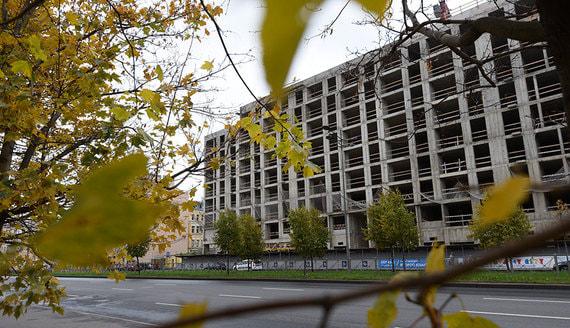 normal qd1 На рынке жилья Санкт Петербурга сокращаются спрос и предложение