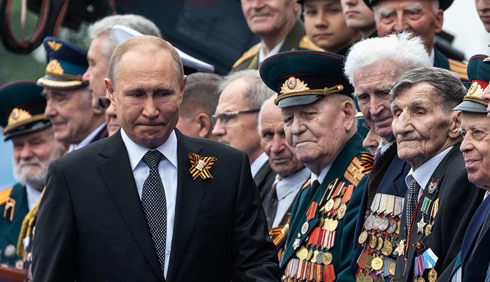 Путин объявил о переносе парада Победы - Ведомости