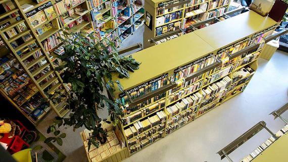 Минкомсвязи предлагает уже в мае открыть книжные магазины