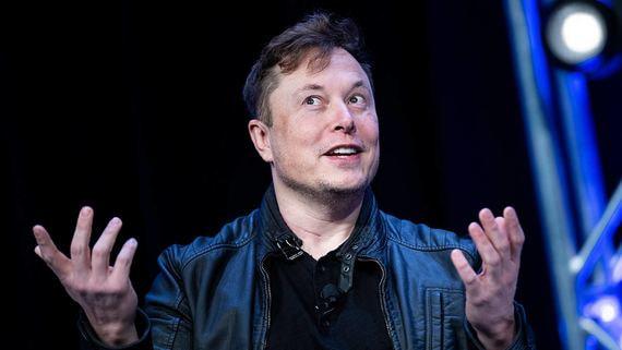 Илон Маск одним твитом обрушил капитализацию Tesla на $15 млрд