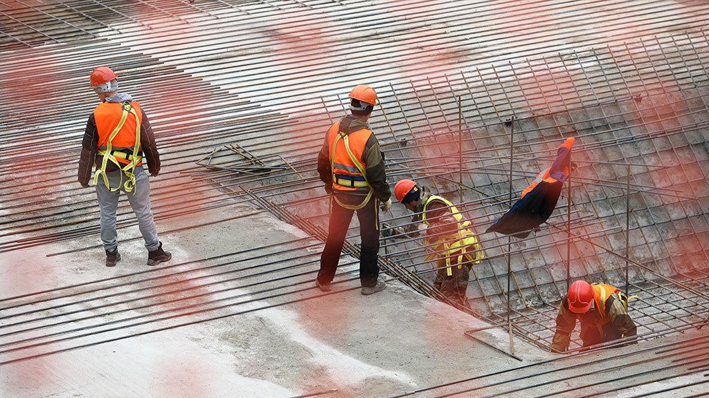 Бетон на стройки в москве заливаем бетоном