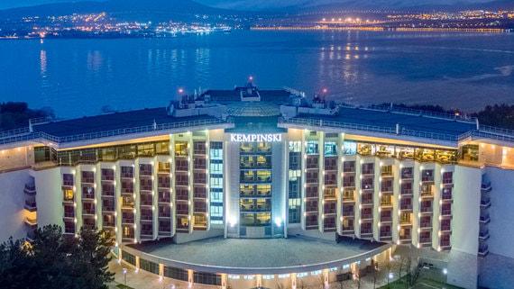 ВЭБ.РФ нашел покупателя на владельца Kempinski Grand Hotel в Геленджике