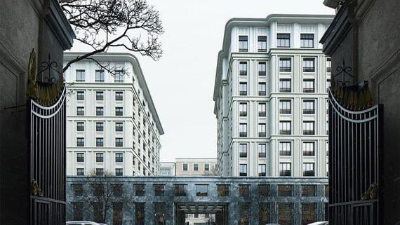Сбербанк инвестировал в элитное жилье