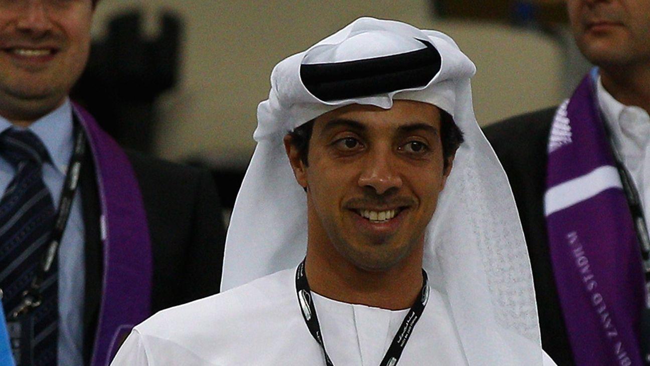 Арабский шейх владелец манчестер сити