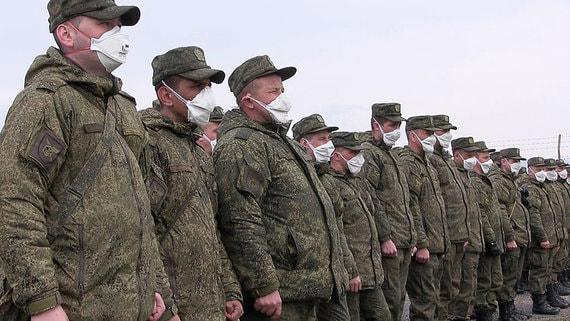 Армия поможет в борьбе с коронавирусом на комбинате компании «Полюс»