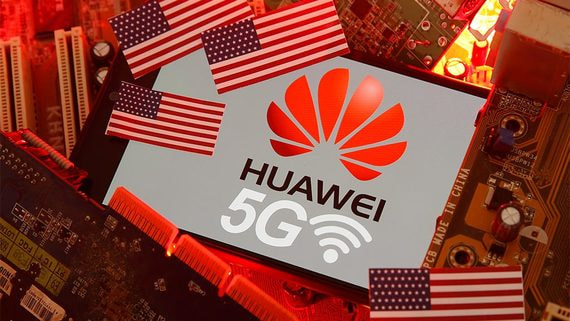 Как Huawei прожила год под американскими санкциями