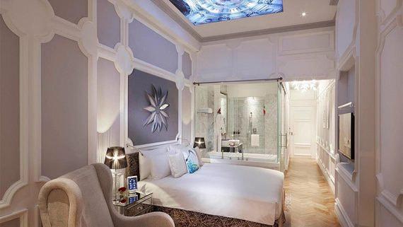 Первая в Москве люксовая гостиница SO by Sofitel может появиться на Поклонной горе