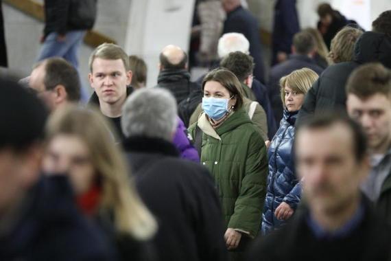 Число зараженных коронавирусом в мире превысило 5 млн человек