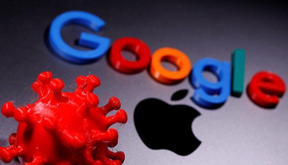 Apple и Google запустили технологию отслеживания заболевших коронавирусом