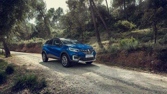 Renault представила обновленный Kaptur