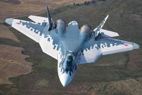 Борисов рассказал о поставках по графику 76 самолетов Су-57 в три авиаполка