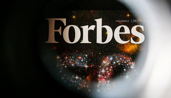 Forbes назвал пять новых самых богатых наследников российских миллиардеров