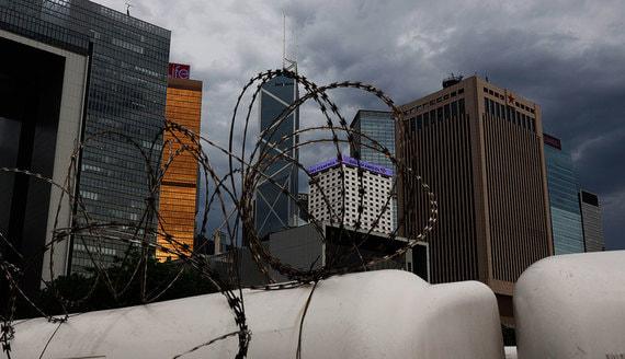 Китай хочет усилить контроль над Гонконгом