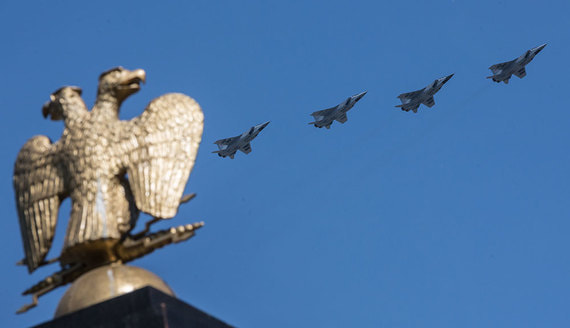 Россия не выйдет из договора об открытом небе вслед за США