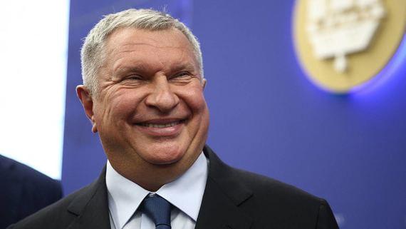 Сечин переназначен главой «Роснефти» на 5 лет