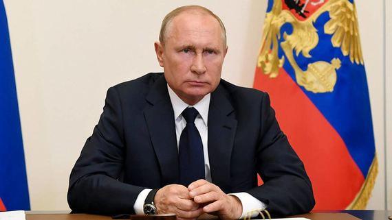 Путин не исключил вторую волну коронавируса осенью