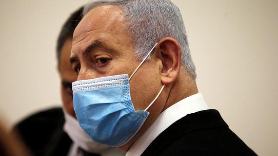 Действующий премьер Израиля впервые предстал перед судом