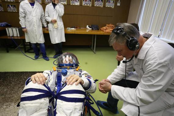 Центр подготовки космонавтов рассказал о заболевших COVID-19 сотрудниках