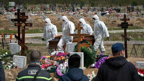 Минздрав впервые назвал число умерших от коронавируса медиков