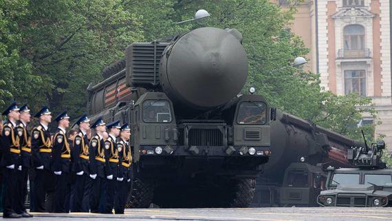 Минобороны начало подготовку к параду Победы 24 июня
