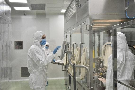 «Вектор» начнет испытания вакцины от коронавируса на людях в июне