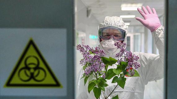 В России обновился суточный рекорд по числу вылечившихся от коронавируса