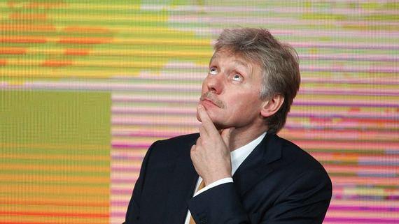 Песков не установил приложение «Социальный мониторинг» после выписки из больницы
