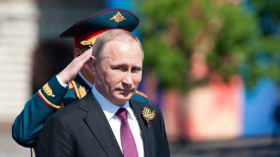Путин объвил о проведении парада Победы 24 июня