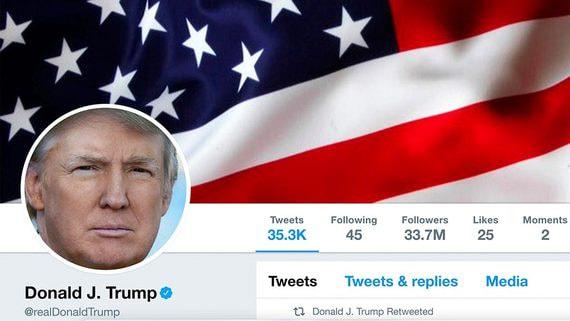 Дональд Трамп недоволен Twitter