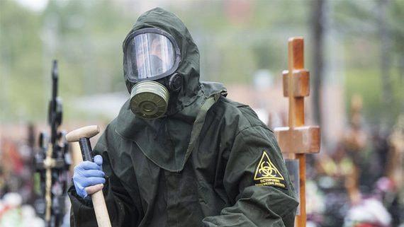 Власти отложили публикацию уточненных данных о смертности в России за апрель