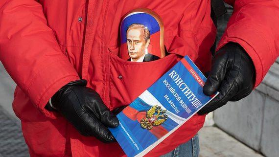 Россиянам разрешено проголосовать в рассрочку