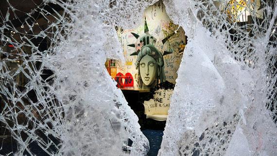 Волнения в США становятся все более важным фактором выборов