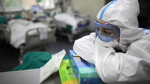 В России выявили более 9000 новых случаев заражения коронавирусом