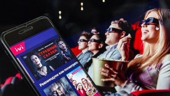 Онлайн-кинотеатрiviвпервые привлек крупный кредит
