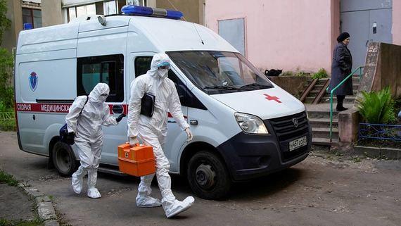В России выявлено более 8500 новых случаев заражения коронавирусом
