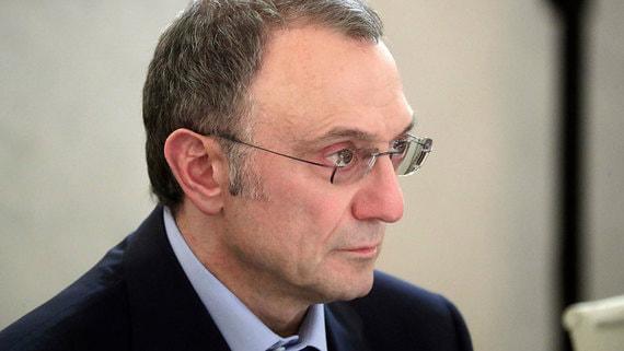 Сулейман Керимов подал иск к «Ведомостям» из-за события 15-летней давности