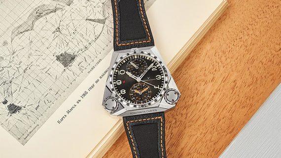 Российский мастер Константин Чайкин сделал первые в мире марсианские часы