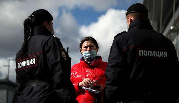 Мосгорсуд признал законными штрафы за нарушение режима изоляции