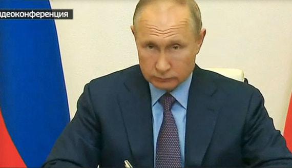 Путин объявил в Норильске ЧС федерального уровня