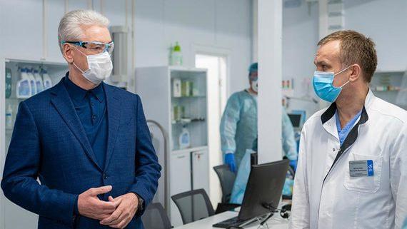 Собянин рассказал, когда больницы Москвы вернутся к обычному режиму работы