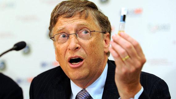 Фонд Билла Гейтса потратит $100 млн на распространение вакцины от COVID-19