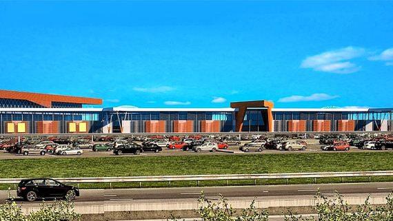 На Варшавском шоссе планируется новый крупный торговый центр