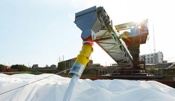 Производители удобрений просят правительство заморозить цены на газ