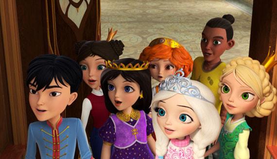 В мультсериал «Царевны» добавили мальчиков, чтобы лучше продавать его за рубежом