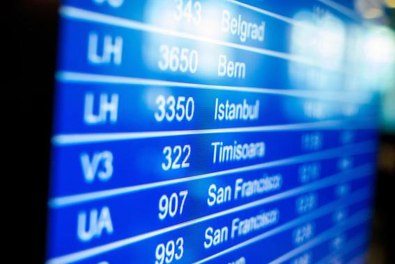 Lufthansa покинула топ-30 компаний на Франкфуртской бирже впервые за 32 года