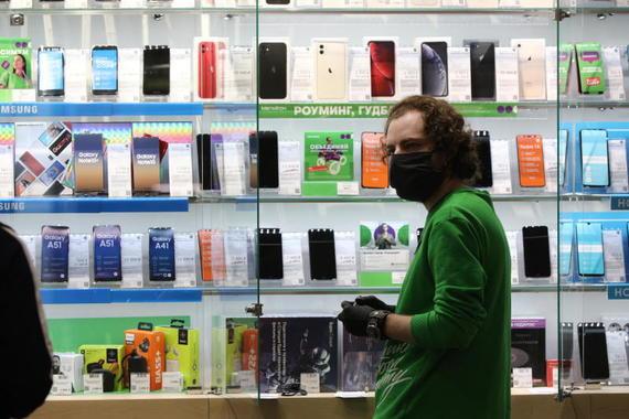 Сотовые операторы назвали самые популярные бренды смартфонов