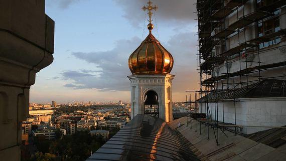 MR Group построит элитное жилье у храма Христа Спасителя